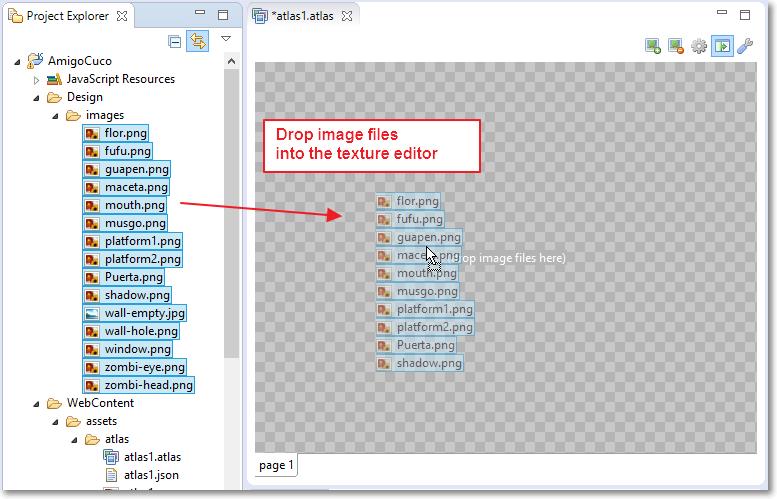 Atlas Editor: add files